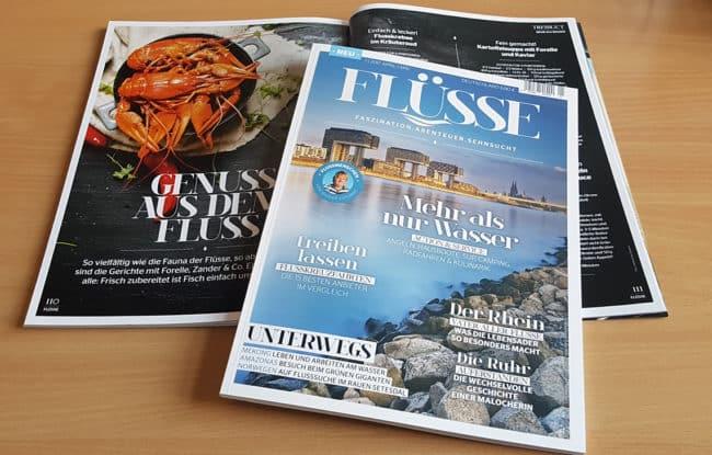 FLÜSSE Cover