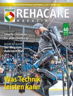 REHACARE-Magazin 2017